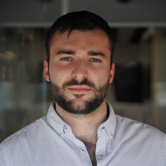 Marcan Laramée - Entrepreneur